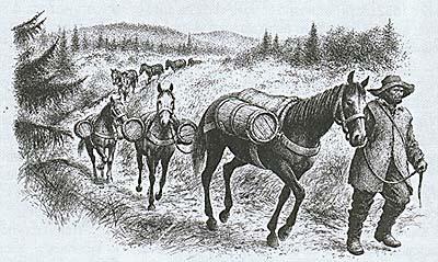 karavana soumarů