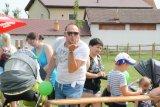 Dětský den v Ravni 2019 - Šmoulové